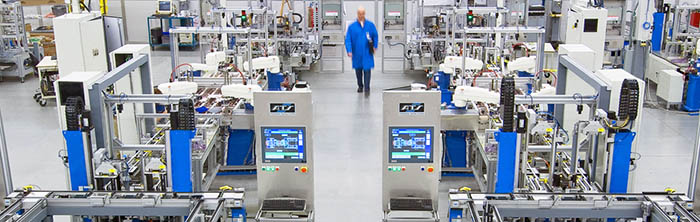 Automated Manufacturing